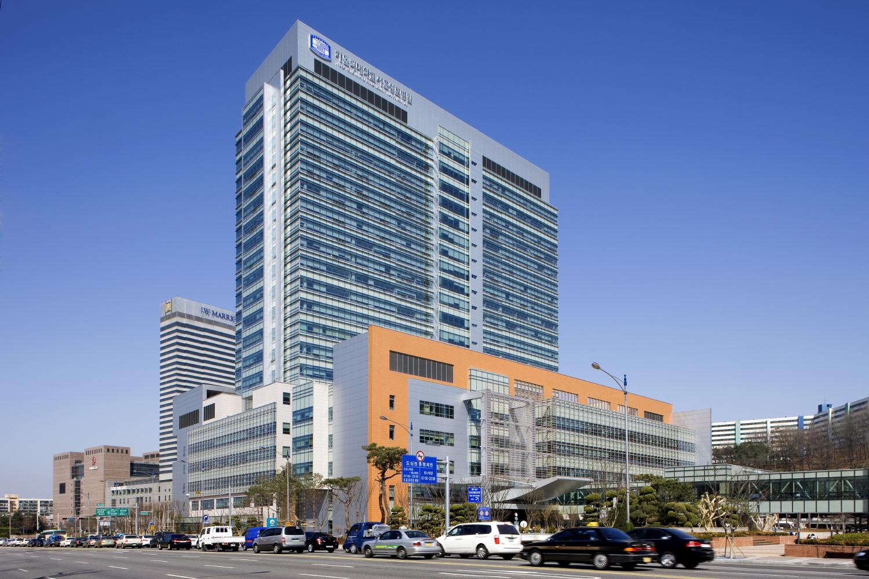 서울성모병원 전경사진