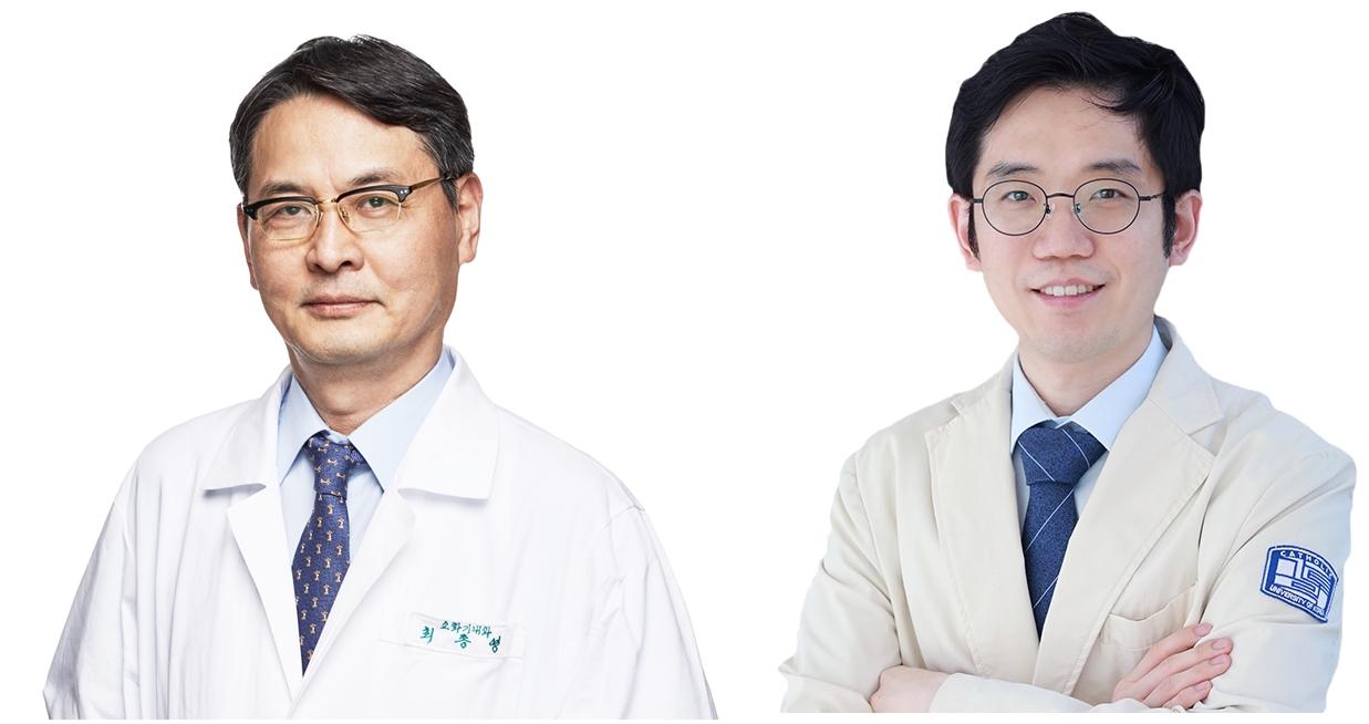 소화기내과 최종영 이순규 교수